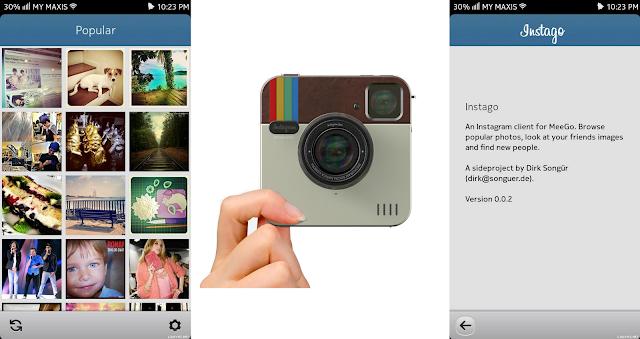 Instago -  Instagram untuk Nokia N9