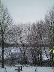 <<<---Wickrath - im Winter--->>>
