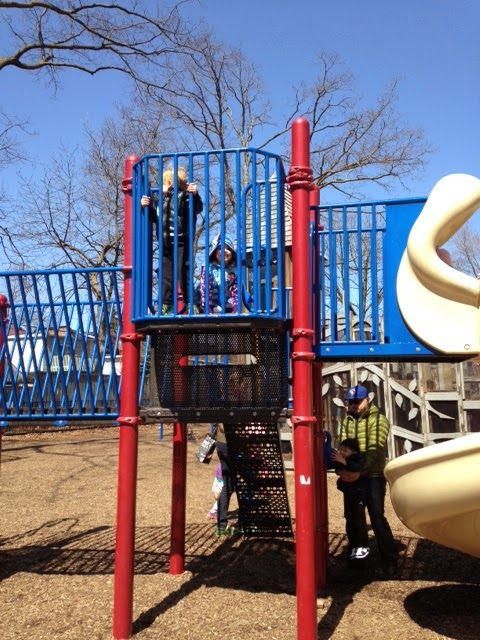 kew gardens playground review, kew gardens playground equipment toronto
