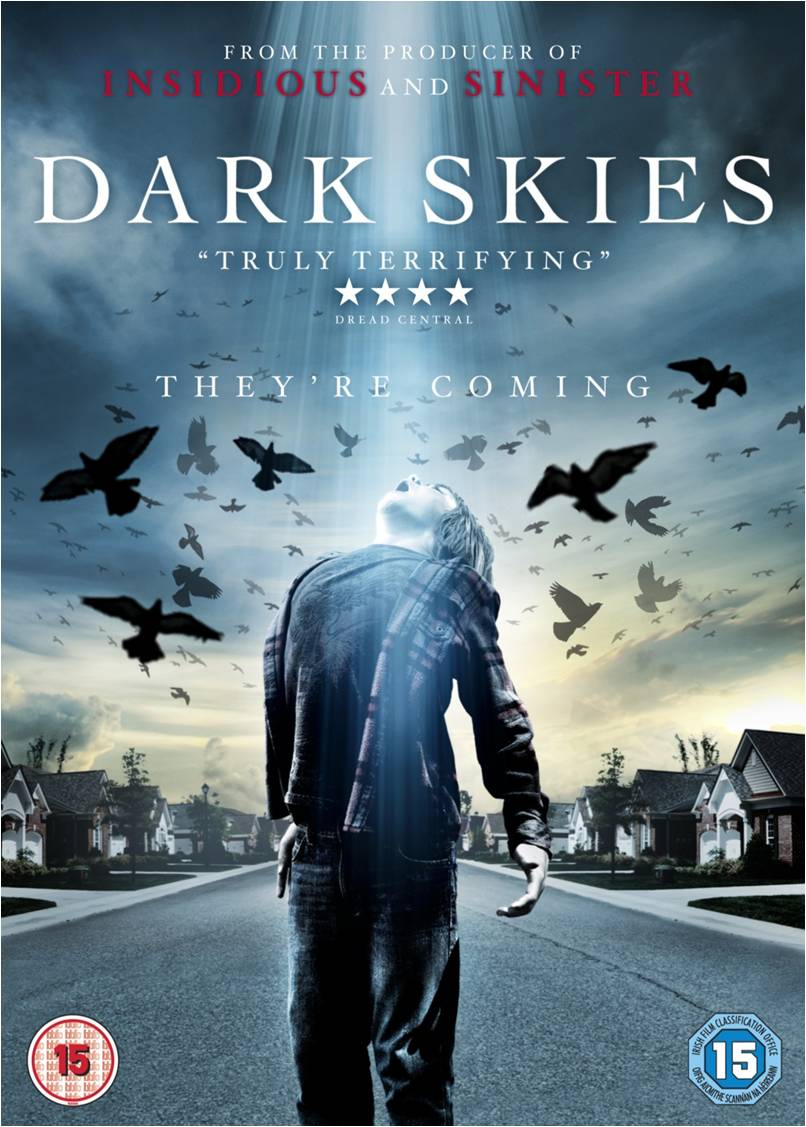 Los elegidos (Dark Skies) (2013) [Latino]