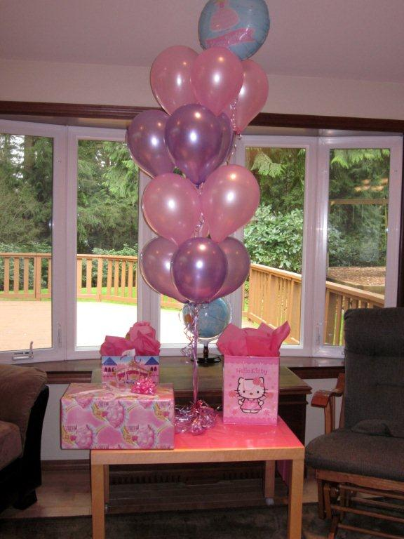 4 Year Old Princess Party