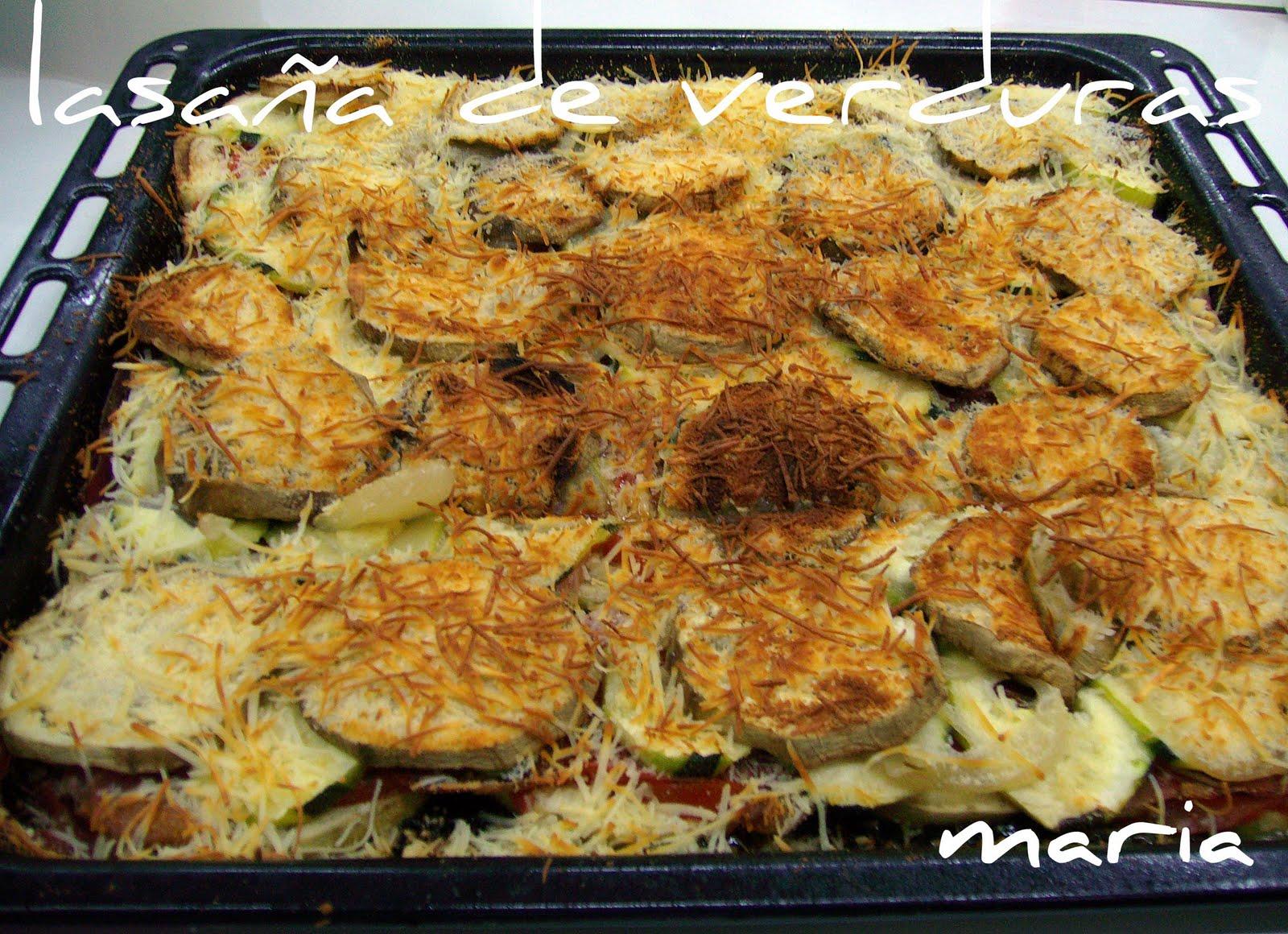 Los dulces de mama mari verduras al horno - Verduras rellenas al horno ...