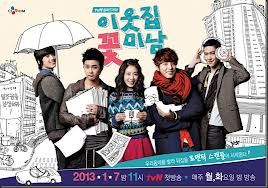 sinopsis drama Flower Boy Next Door