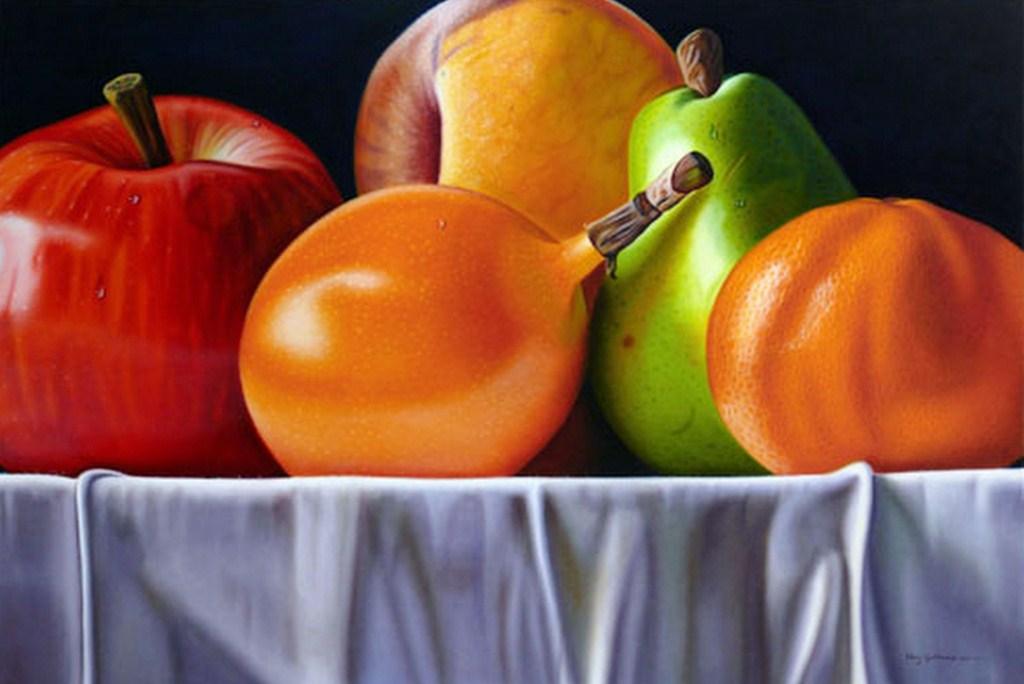 Cuadros pinturas oleos bonitos bodegones for Cuadros al oleo modernos para comedor