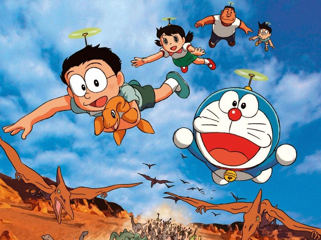 Kumpulan Gambar Doraemon | Gambar Lucu Terbaru Cartoon