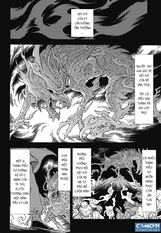 Huyền Hạo Chiến Kí - Chap 12