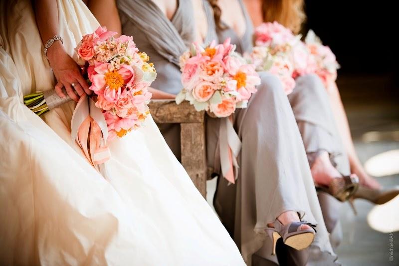 coral charm peonies juliet garden rose peach pink bouquet flower courtenay lambert florals cincinnati wedding florist