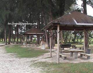 Ramunia Beach