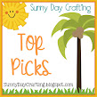 5 x Sunny Day Crafting Top Pick