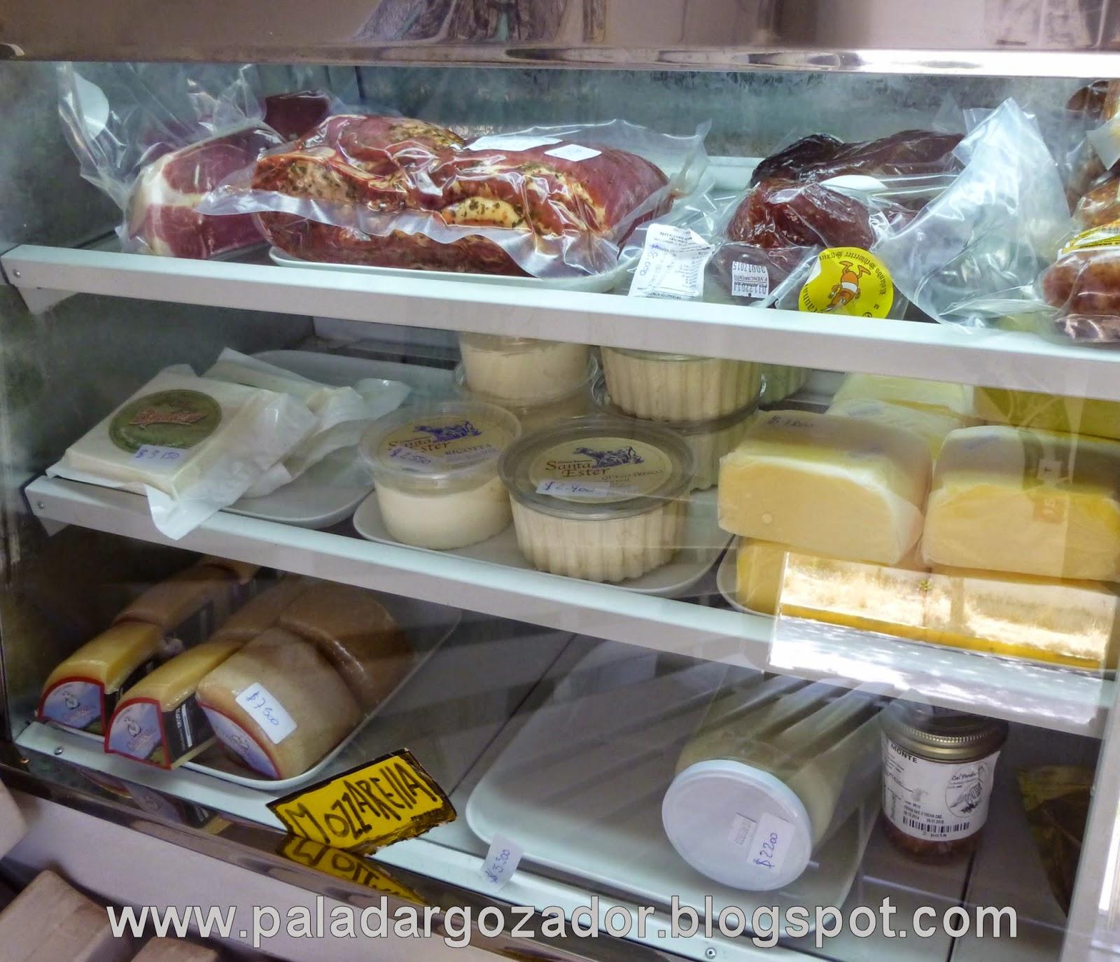 Local Uno quesos