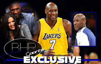 NBA Player Lamar Odom Has Brain Damage After Being Found Unconscious In Nevada Brothel