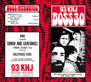 KHJ Boss 30 No. 163 - The Rascals