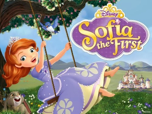 KUMPULAN GAMBAR PRINCESS SOFIA THE FIRST Foto  Kartun Sofia The First Terbaru