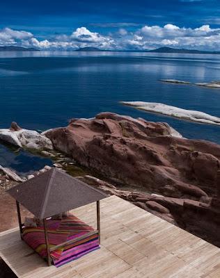 Lago Titicaca Peru