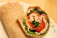 http://foodiefelisha.blogspot.com/2012/11/turkey-bacon-ranch-wrap.html