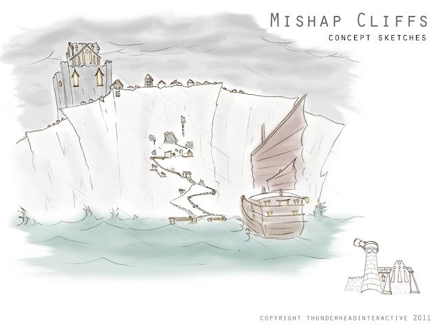 concept sketches