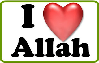 Gambar Cinta Allah Animasi Islam