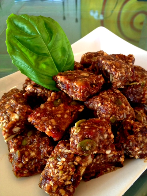 No meat zone recipes raw energy bars this dish is veg for Bar food vegetarian