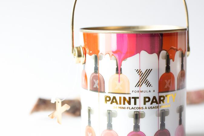 formula x paint party press pods review
