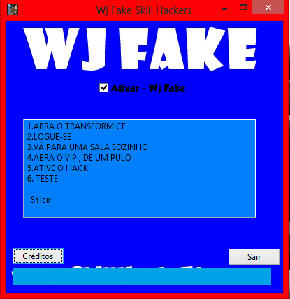 Transformice Wj Fake Hile Botu v15042014 indir