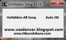 Free Cheat AyoDance Hidden Song V6113