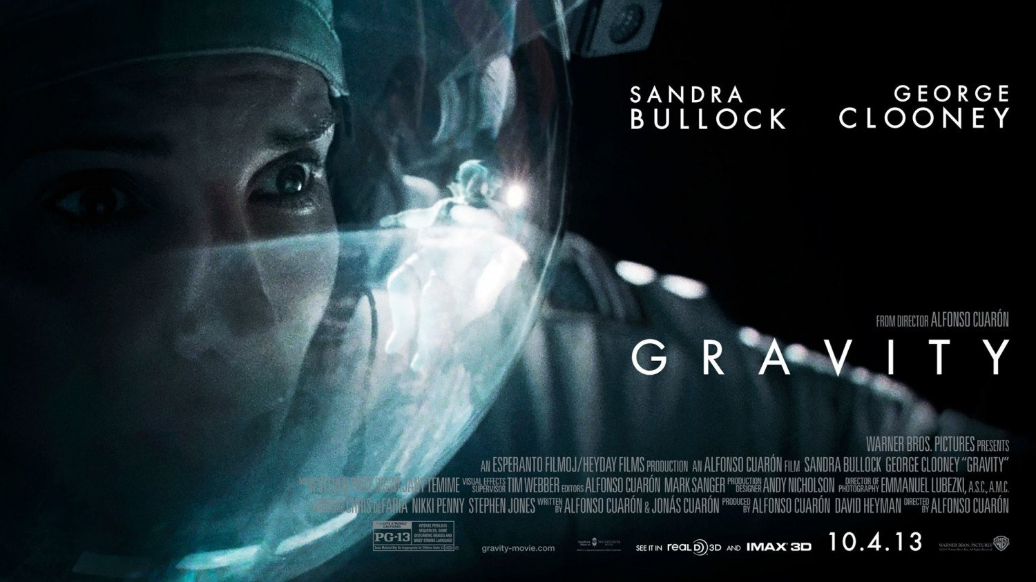 Gravity : Teaser Trailer