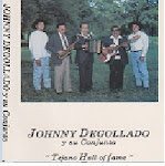 JOHNNY DEGOLLADO - TEJANO HALL OF FAME