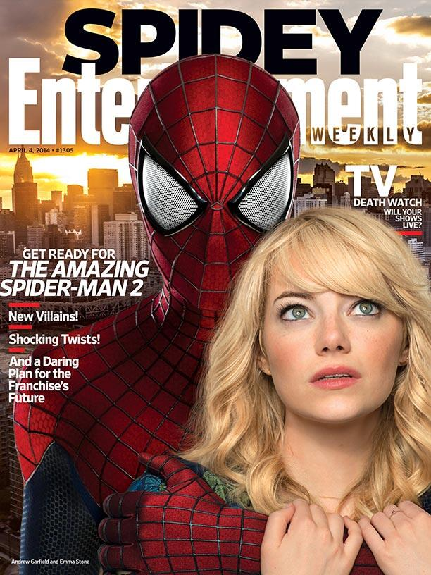 SPIDER-MAN Y GWEN STACY