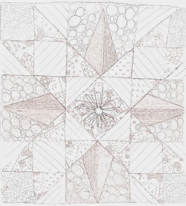 block sketch
