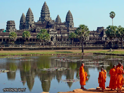 Top Three Temples in Cambodia