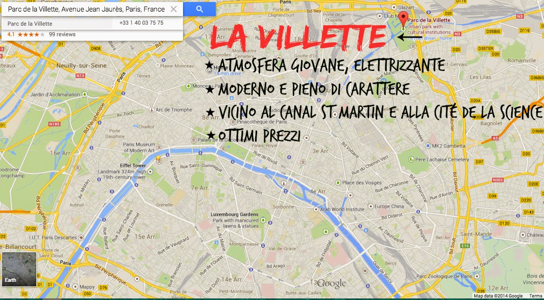 La Villette - Parigi