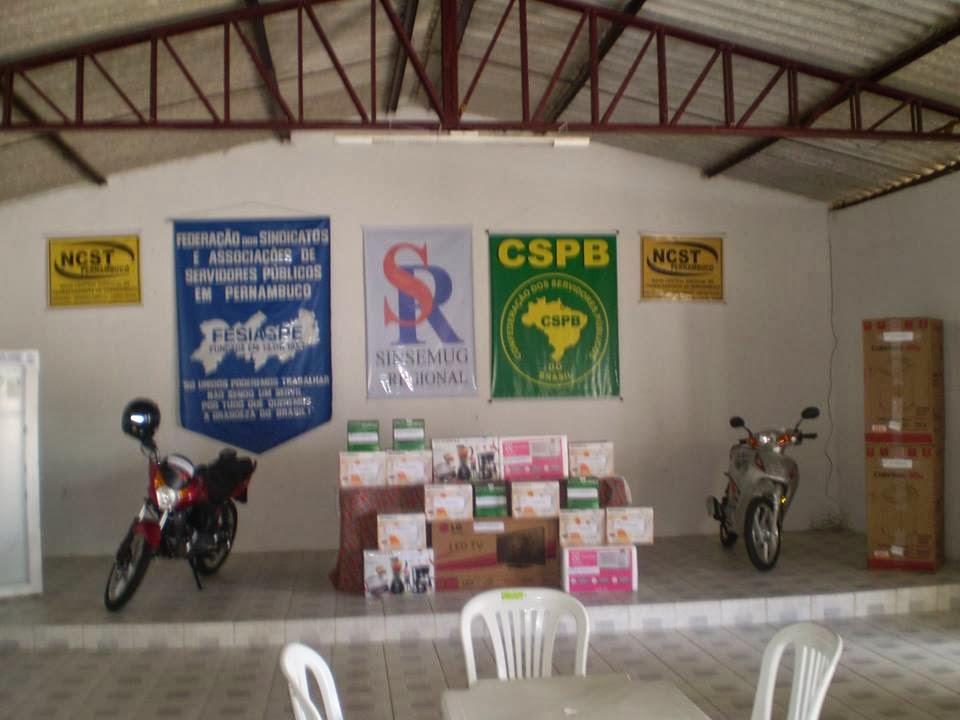 GANHADORES DOS PRÊMIOS DA FESTA DO SERVIDOR EM 2013