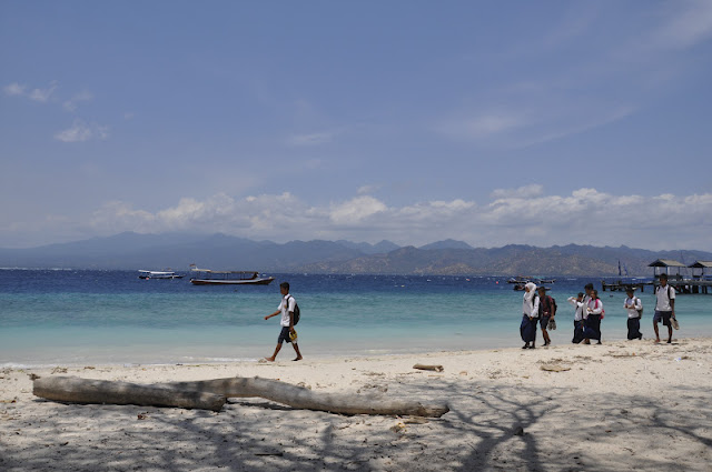 INDONESIA: Que hacer en Gili Trawangan (Lombok)