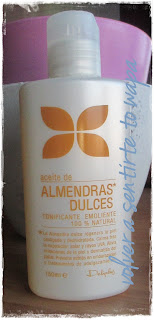 Aceite de Almendras de Deliplús