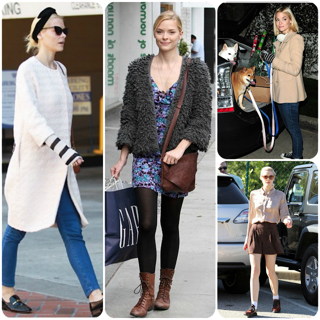 Jaime King - Lemon Breeland - Street Style