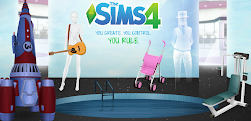Sims4 Interior Store