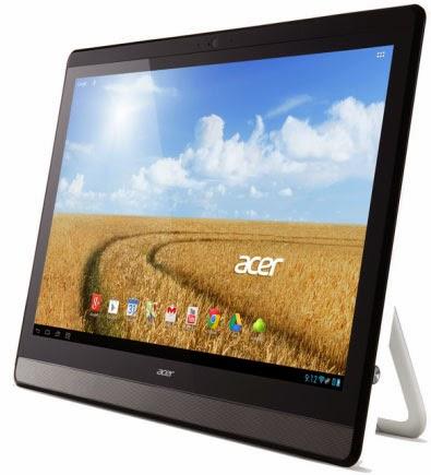 дизайн моноблока Acer DA223HQL
