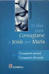 CONSAGRACION 33 DÍAS AL INMACULADO CORAZÓN DE MARÍA SMA.
