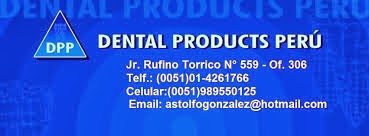 DENTAL PRODUCTS PERU-INNOVACIÓN TECNOLOGIA