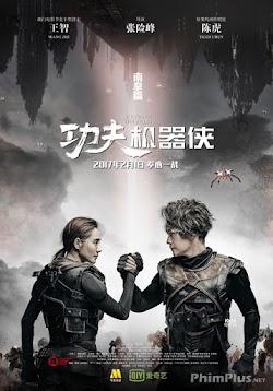 Kung Fu Cơ Khí Hiệp - Kung Fu Traveler / Kungfu Cyborg