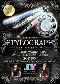 Stylograph Pen Workshop