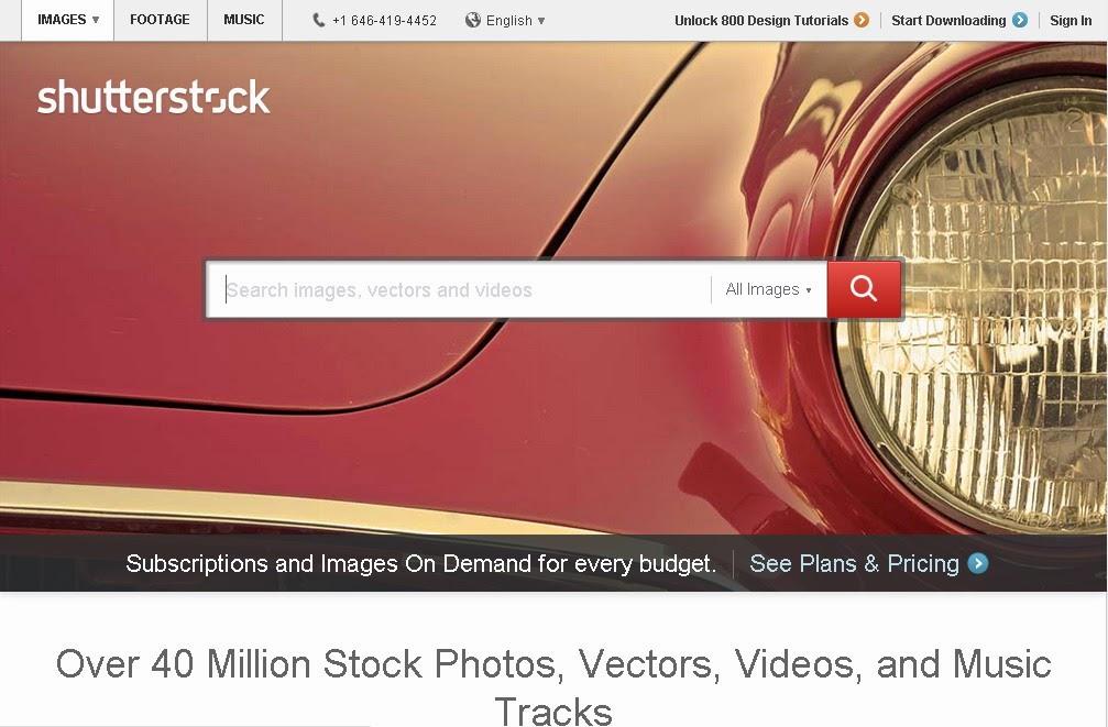 Jual Koleksi Gambar - Gambar Unik Anda  Di Situs ShutterStock