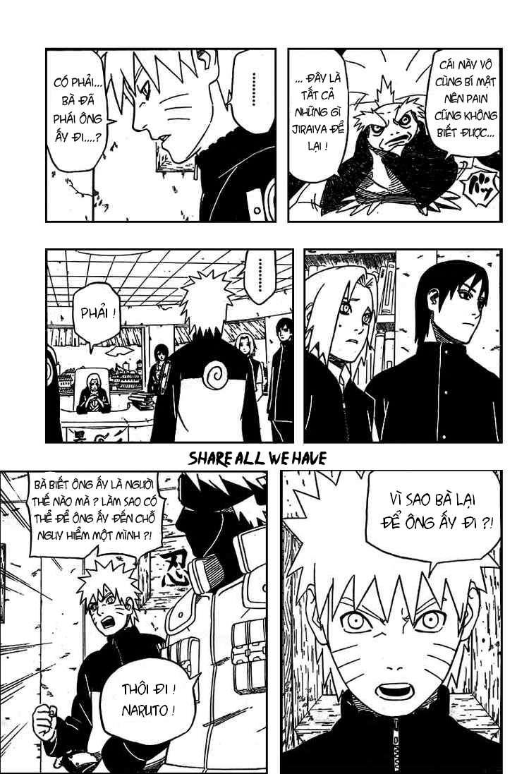 Naruto chap 405 Trang 4 - Mangak.info