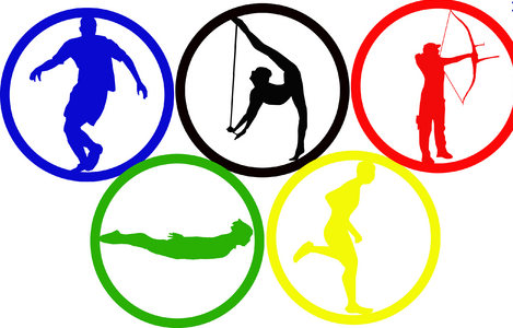 Casey Carlton School What The Olympic Rings Represent