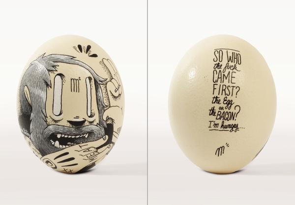 Creative Easter Egg Designs Maret 2014 - Lowongan Kerja 2014