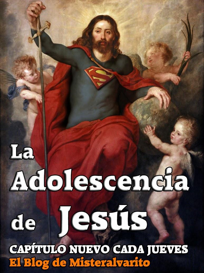 La Adolescencia de Jesús:
