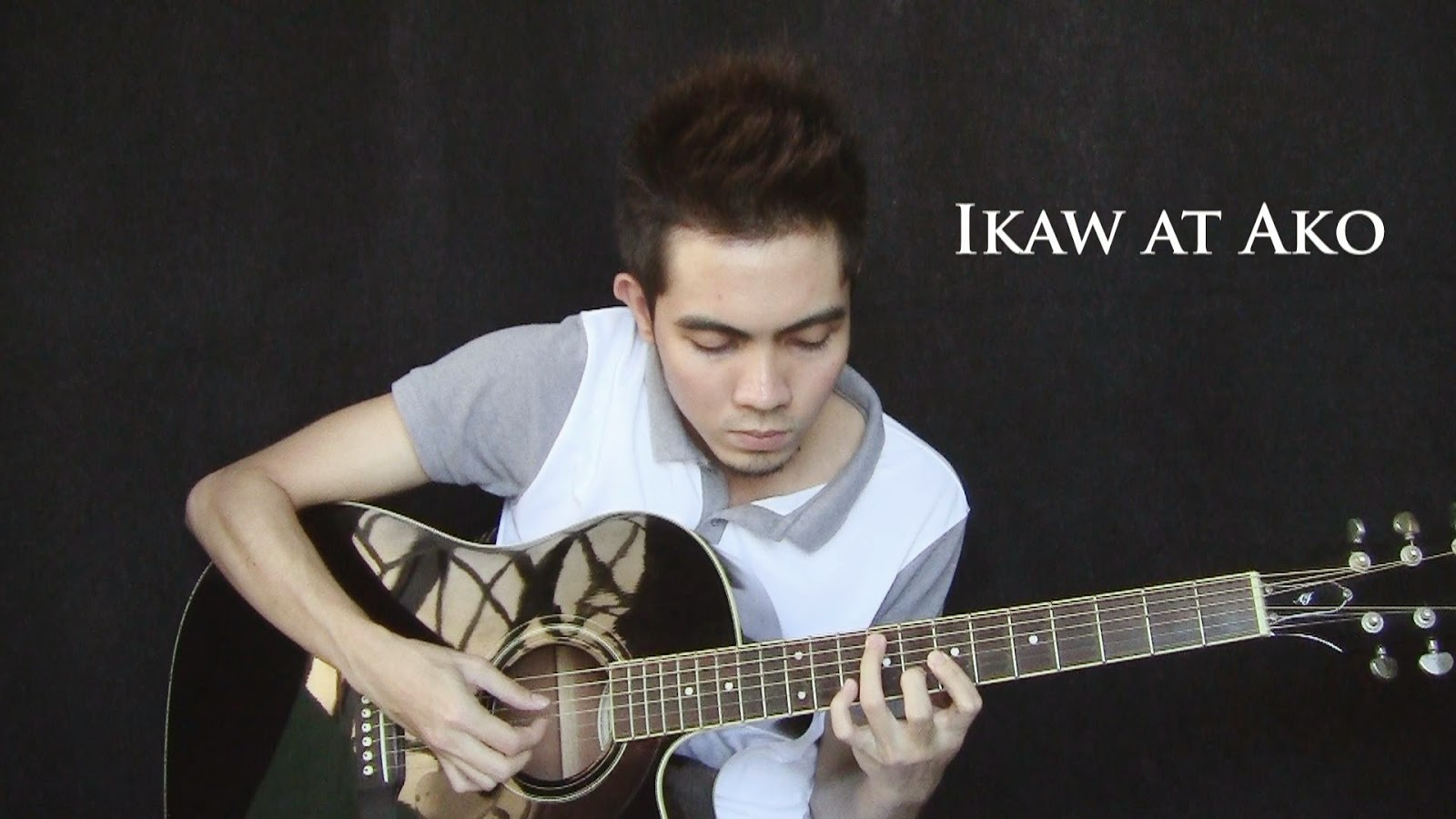 Nothing But The Strings: Ikaw At Ako - TJ Monterde (fingerstyle guitar cover)