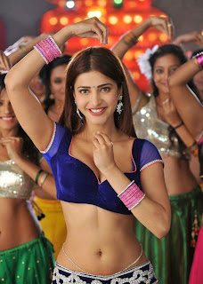 Shruti Haasan Hot dancing photos