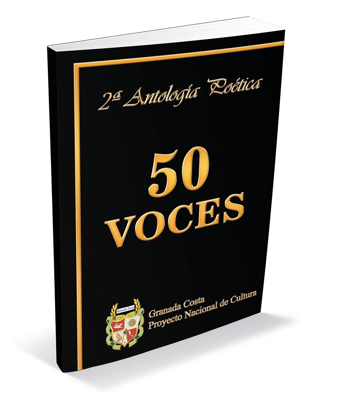 2ª ANTOLOGÍA POÉTICA 50 VOCES