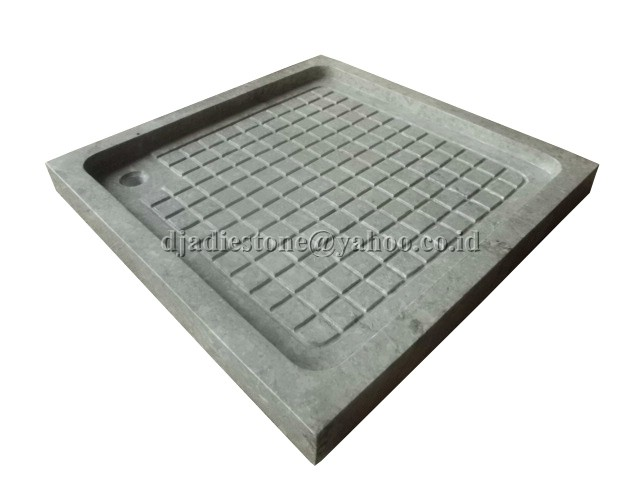 shower tray - java natural stone